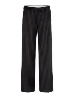 Pantalon 'Kori Wool Pin'
