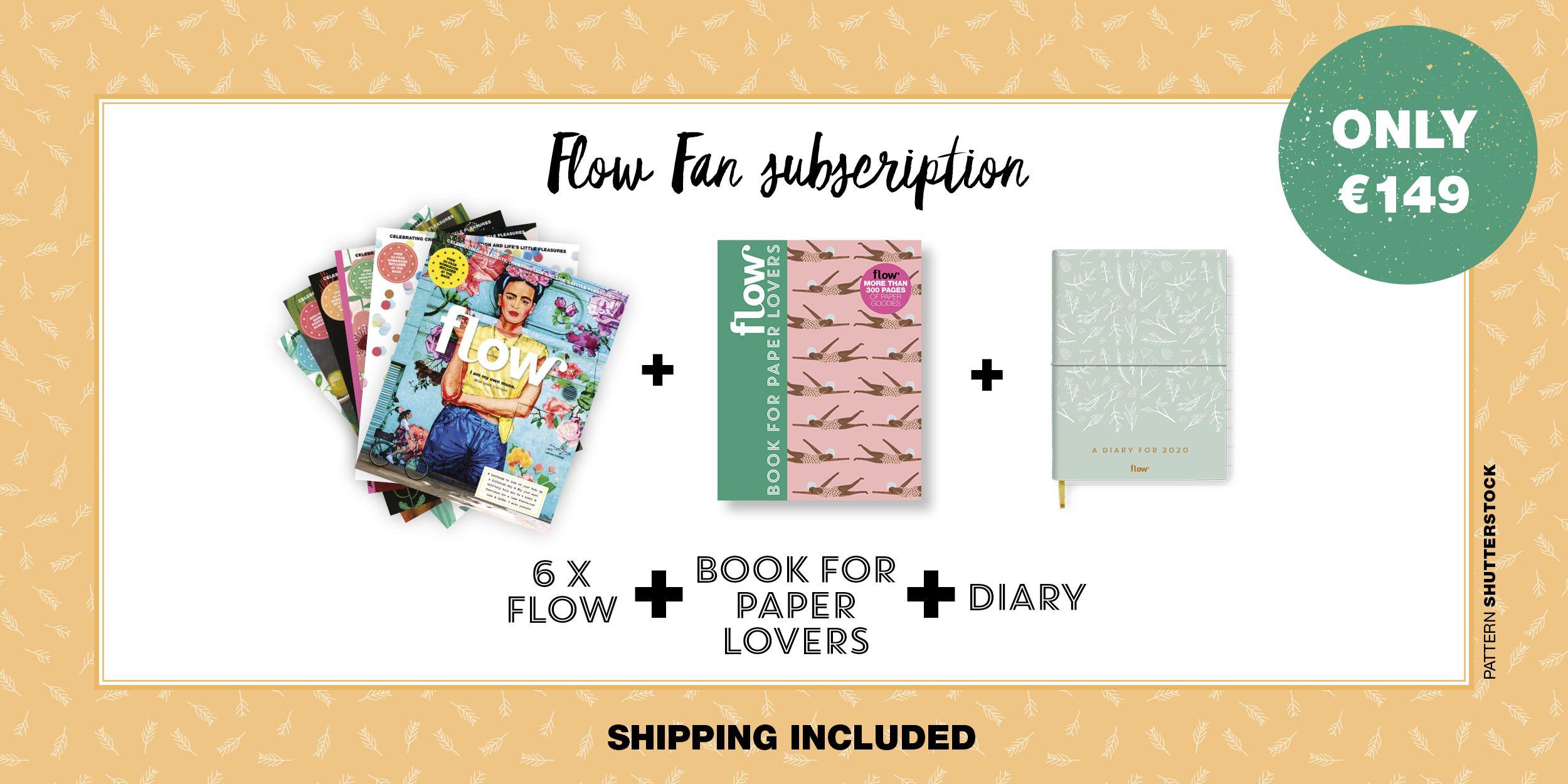flow fan subscription