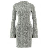 Missguided Zakelijke jurk grey