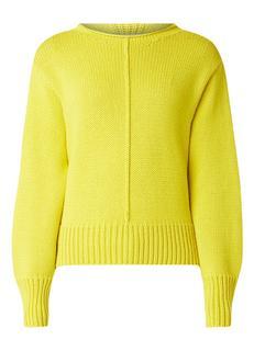 Grofgebreide loose fit pullover