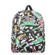 Vans Realm Backpack white multi