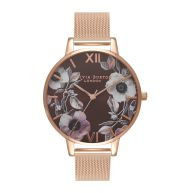 Olivia Burton Big Dial Horloge OB16PL26