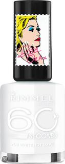 Rimmel 60 seconds RO collectie - 703 White Hot Love - Nailpolish