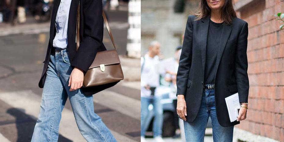 New 10 manieren om een blazer te combineren @FT15