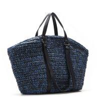 Abbacino Strandtas Corcega Blue – Shopper – Blauw