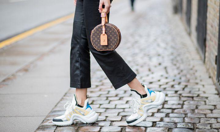 ab70a4ce0a52e9 Dít zijn de sneaker trends voor lente / zomer 2018