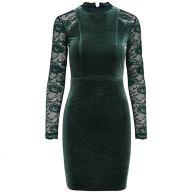 Only Feestelijke jurk Female Groen