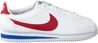 Witte Sneakers Classic Cortez Leather Wmns