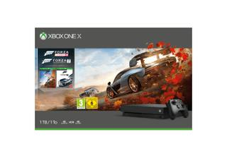 Xbox One X 1TB + FORZA HORIZON 4