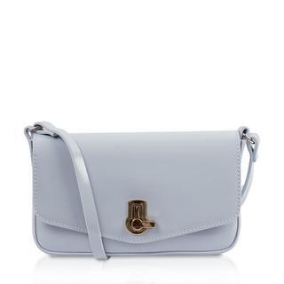 Anouk Crossbodybag Glossy light grey
