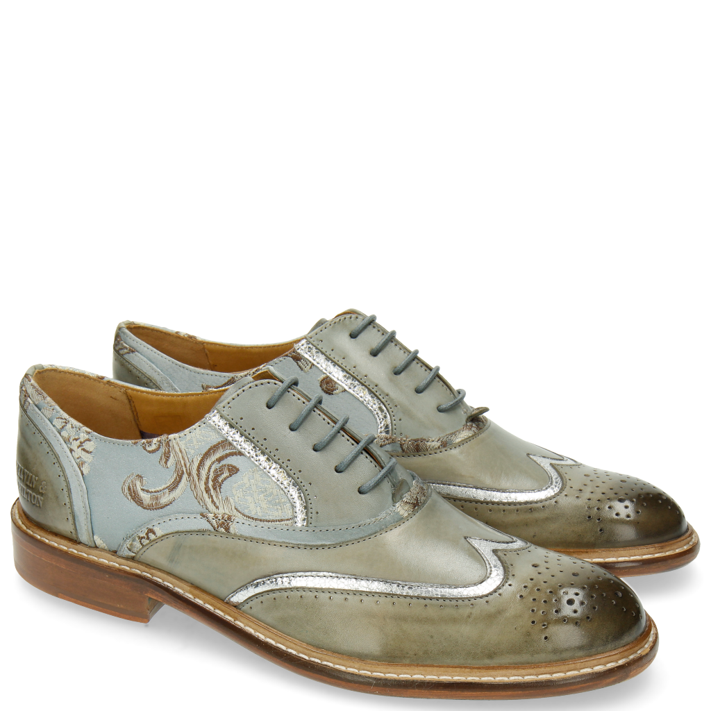 Sally 38 Dames Oxford Shoes