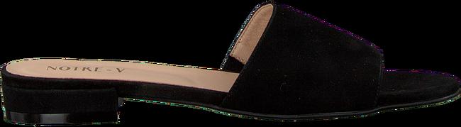 Zwarte 41167 Notre Slippers v Zwarte Zwarte 41167 Slippers Notre v Notre v cALqj35RS4