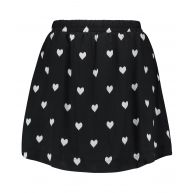 SKIRT IKAT HEARTS