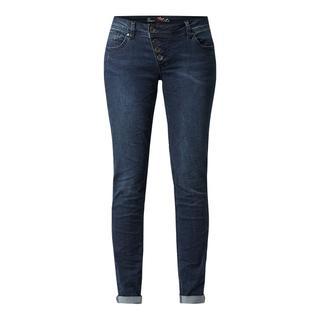 Jeans met smalle pasvorm met stretch