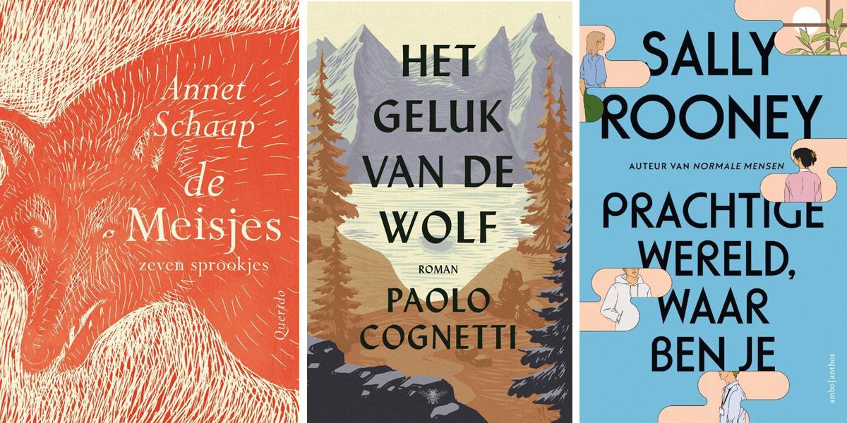 nieuwe boeken september