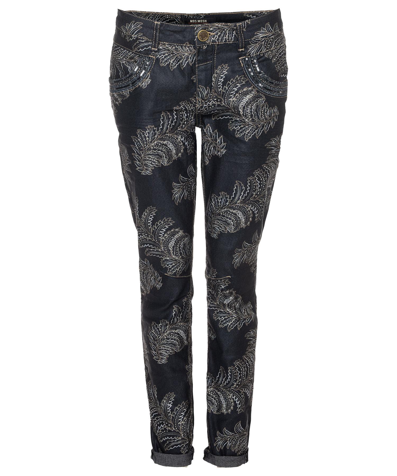 Naomi Mos Mosh Printed Jeans Mos uFclKJ1T3