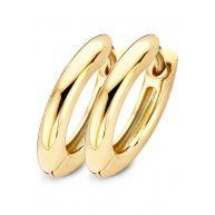 Blush Oorbellen 7165YGO van geel goud (14Krt.)