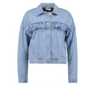 Vero Moda VMOLIVIA Spijkerjas light blue denim