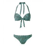 Bikini Push Up Leopard