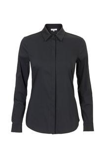 Overhemd Blouse Zwart