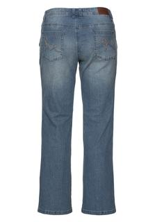 Denim Bootcut-stretchjeans