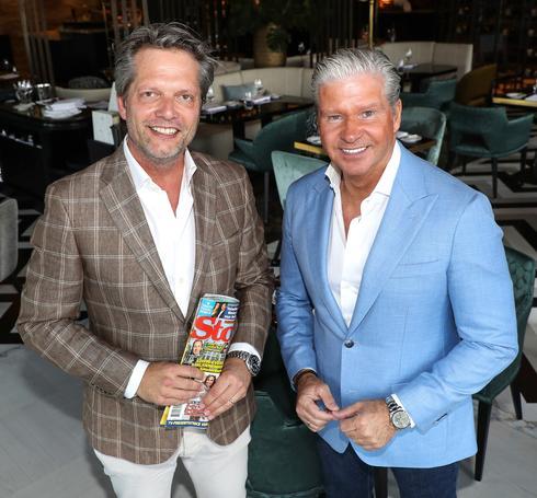 Dries Roelvink columnist in weekblad Story