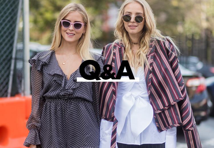 Q&A: Hoe blijf je jezelf binnen je kledingstijl?