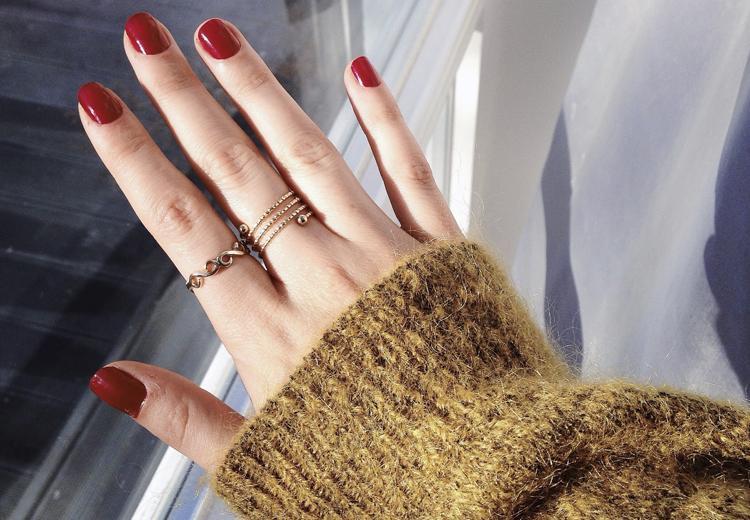 De mooiste minimalistische ringen uit de shop