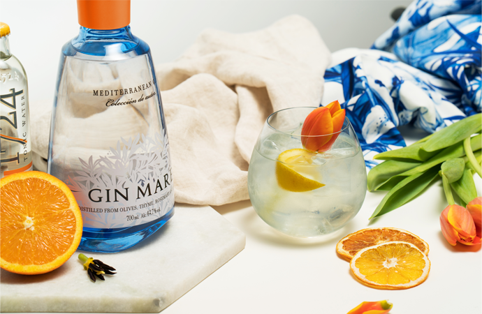 gin for a king