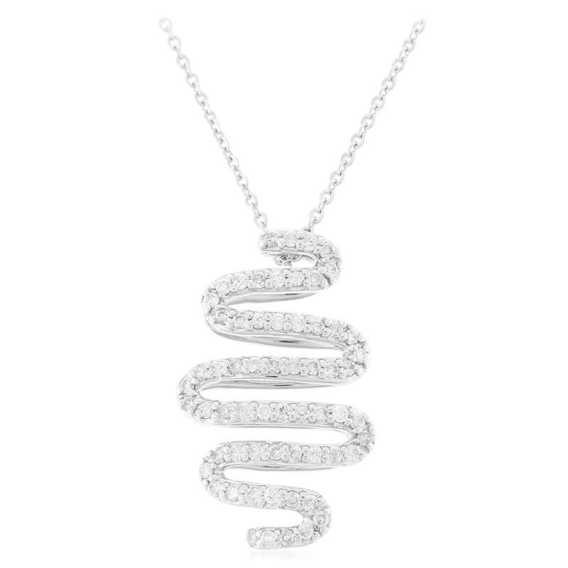 Collana In Oro Con Diamanti Juwelo (annette) np4FOPNVb