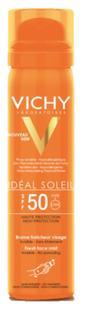Ideal Soleil Frisse Gezichtsmist SPF 50