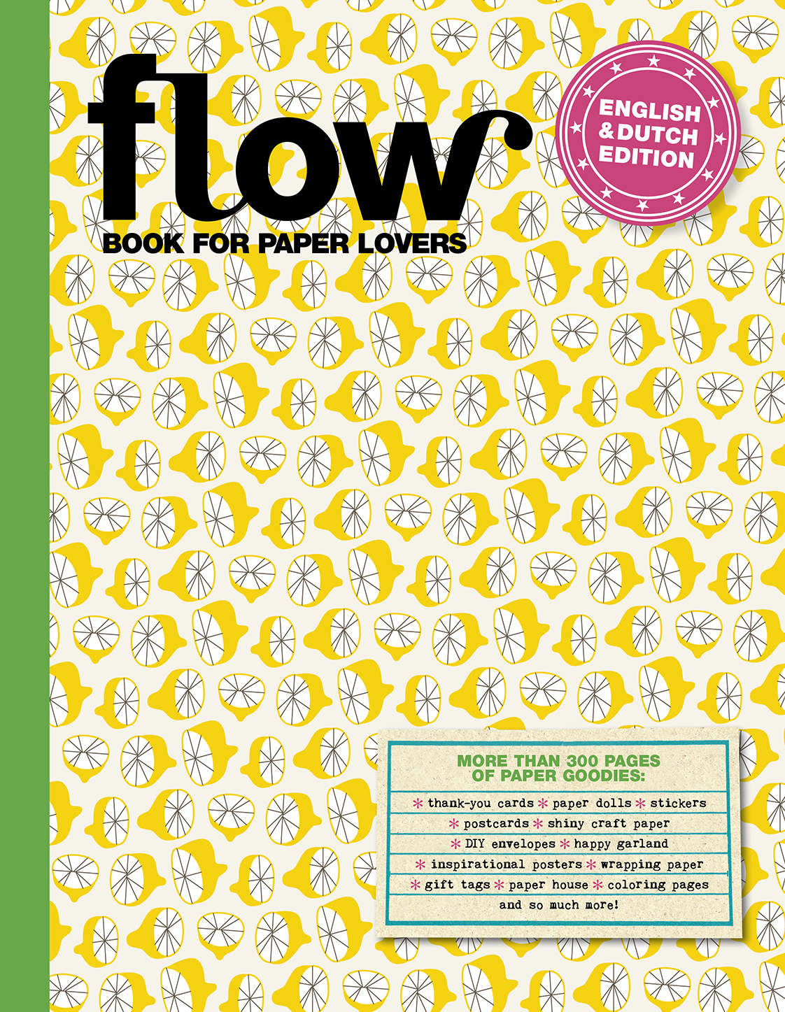 Flow Book for Paper Lovers 2 2014