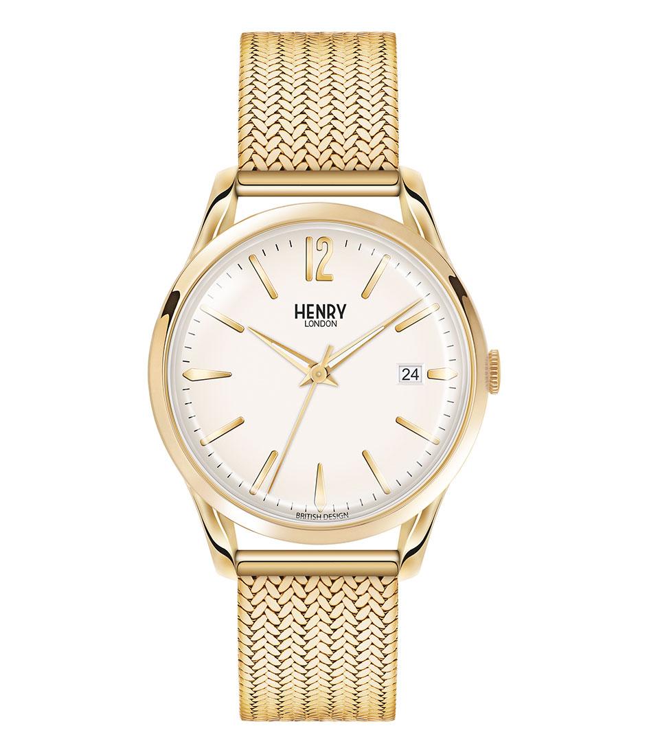 Outlet Grootste Leverancier Henry London Horloges C0MDdSYpvj Westminster Goud Goedkoop Countdown Pakket Klaring Goedkoop Erg Goedkoop Online R1LOm
