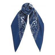 Wrangler Bandana sjaal van katoen met dessin 55 x 55 cm
