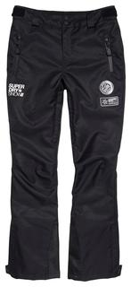 Ski Run Pant Dames Skibroek Zwart