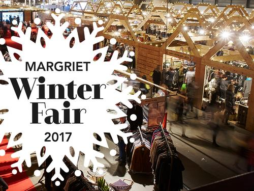 Bereik, inspireer, identificeer en activeer op Margriet Winter Fair