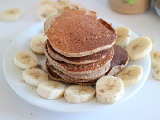 Blog Gezonderecptjes: Start de dag een met een pannenkoekje