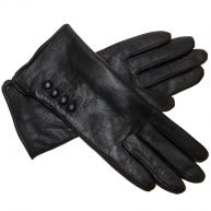 Parisian Chic Gloves Black