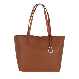 Tote - Merrimack Reversible Tote Medium Lauren Tan/Orange in bruin voor dames