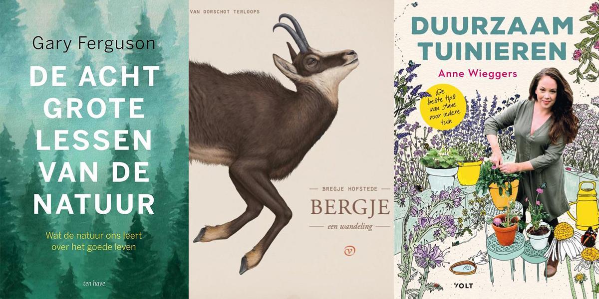 boeken over de natuur