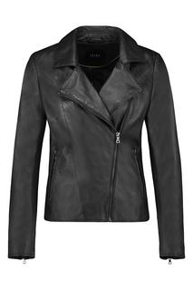 Waves leather jacket XS