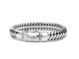 Silk zilver armband shiva 371.21