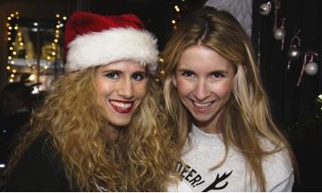 De Fashionchick x Modemusthaves  foute kersttruien borrel