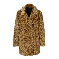 Maison Scotch Leopard jas