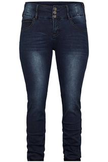Jeans Rome dubbel taille knoop
