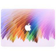 Kleurstrepen design hardshell voor de MacBook 12 inch