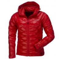 Kilpi, Christa midlayer dons jas, dames, rood