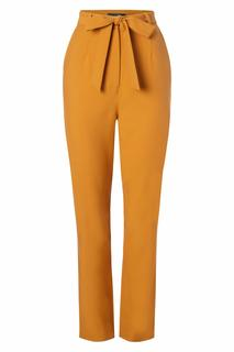 dc149d41ede078 50s Kloma Paper Bag Trousers in Mustard. €50.95. Collectif