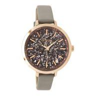 OOZOO Timepieces Zilver horloge C9147 (38 mm)