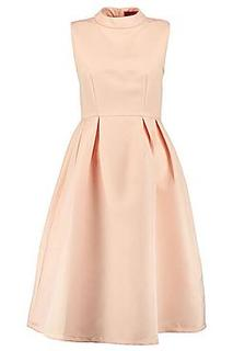 Boutique High Neck Prom Dress